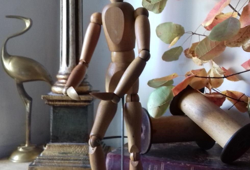 mannequin bois wooden mannequin