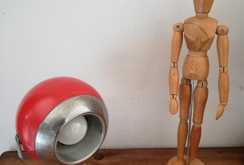 Lampe boule vintage