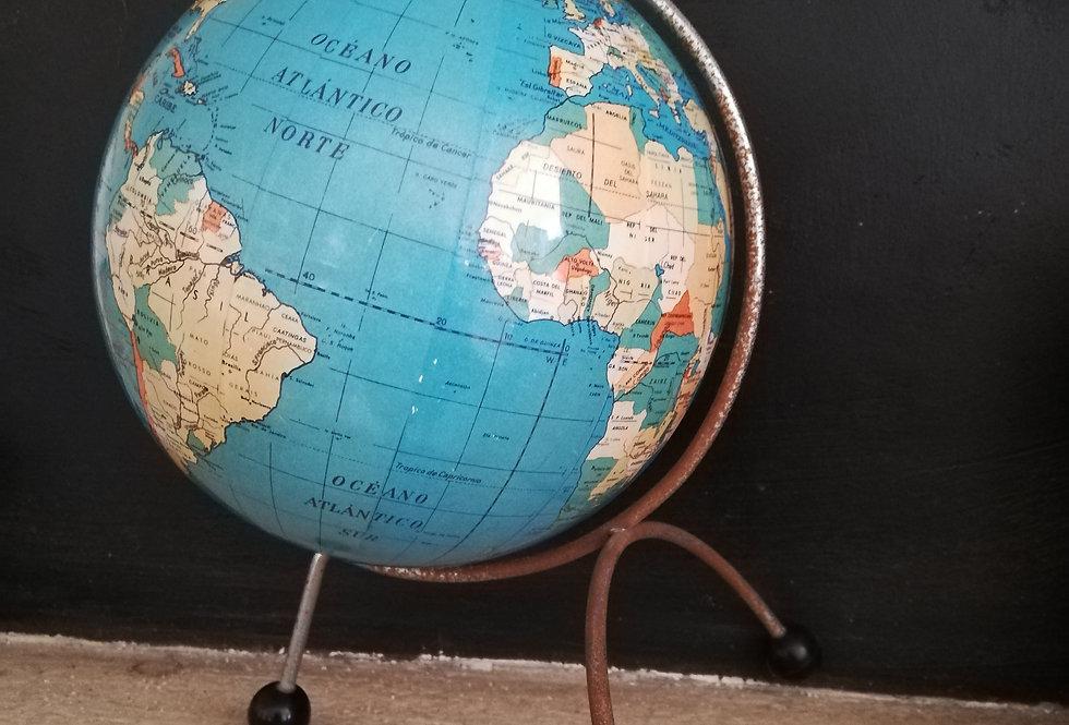 Mappemonde / Globe terrestre