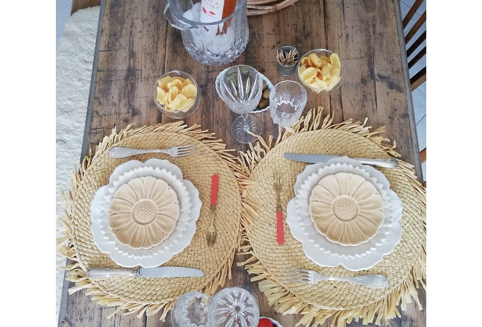 Set de table bohème