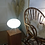 paire lampes 1950