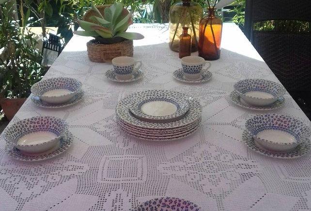 service porcelaine porcelain service