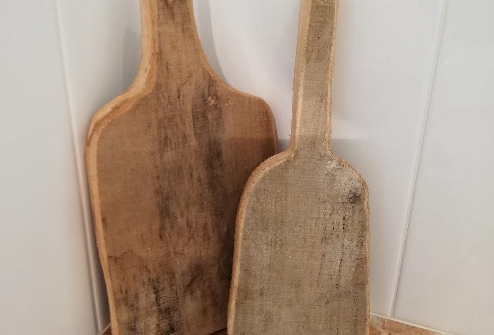 Jolies petites planches en bois