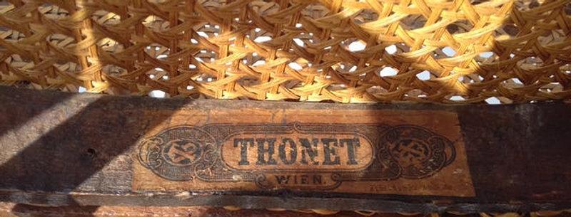 Deux chaises Thonet