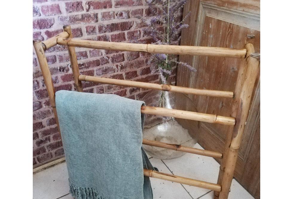 Séchoir en bambou