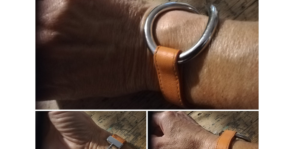 Bracelet vintage Agatha (hermès)