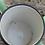 Thumbnail: Cafetière théière en émaillé vintage couleur mint...Teapot coffee maker enamelle