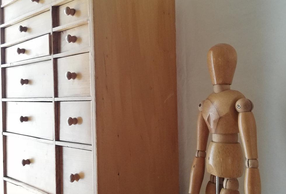 Meuble à tiroir (horloger/bijoutier)