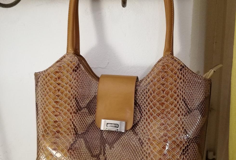 sac pyton vintage