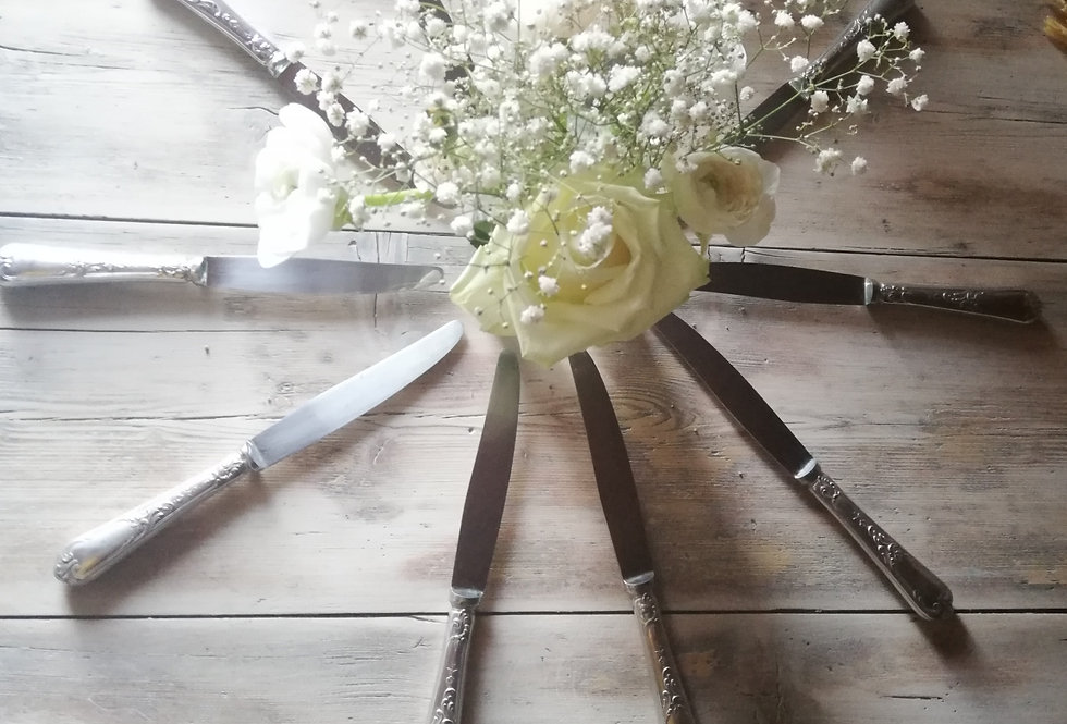 10 grands couteaux Ercuis