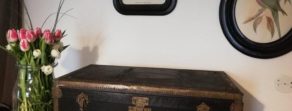 Malle valise XIXe