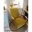 fauteuil années 5 pieds compas velours moutarde fauteuil esprit scandinave vintage