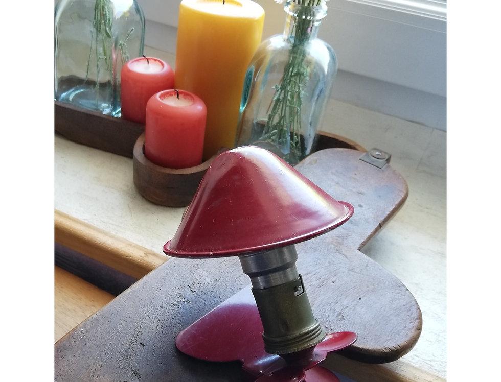 lampe a pince vintage champignon