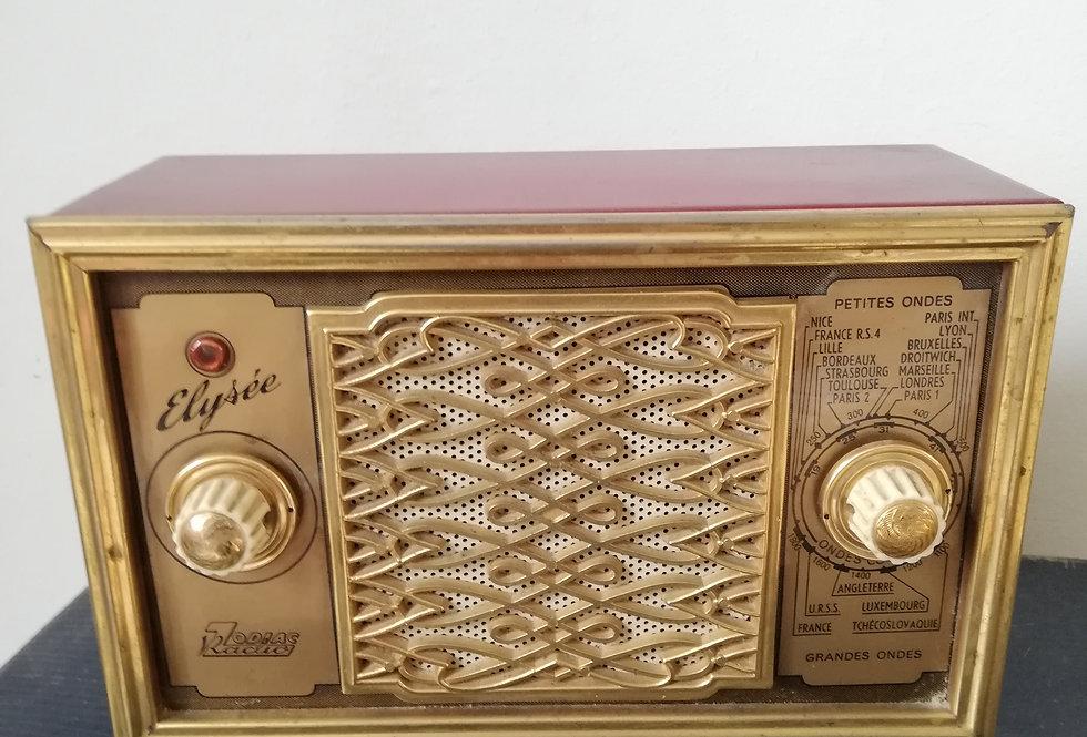 Poste radio vintage marque Zodiac