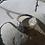 Thumbnail: Bague Francaise vintage art-déco en argent avec pierres, Sylver ring