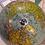 Thumbnail: Grand et magnifique globe mappemonde  tripode années 1940 Dalmau Carles Pla Beau
