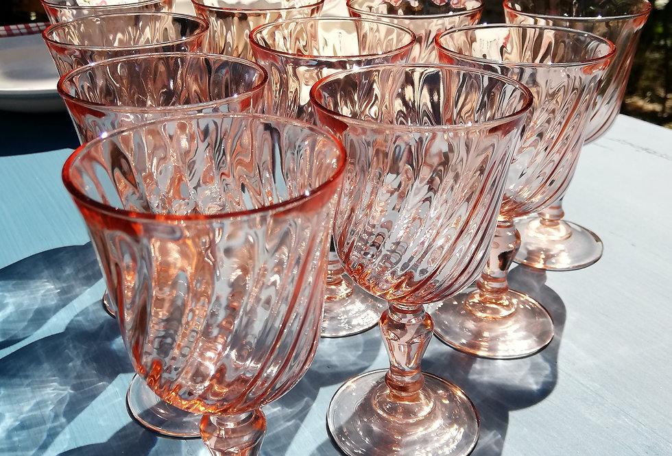 10 verres Luminarc