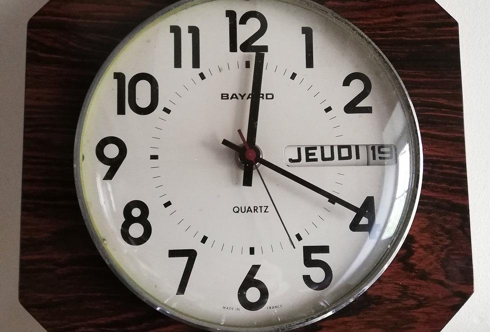 horloge vintage Bayard