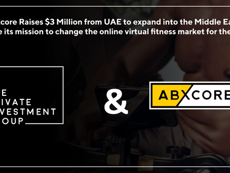 AbXcore Raises $3 Million from UAE to expand into the Middle East and revolutionize the market.
