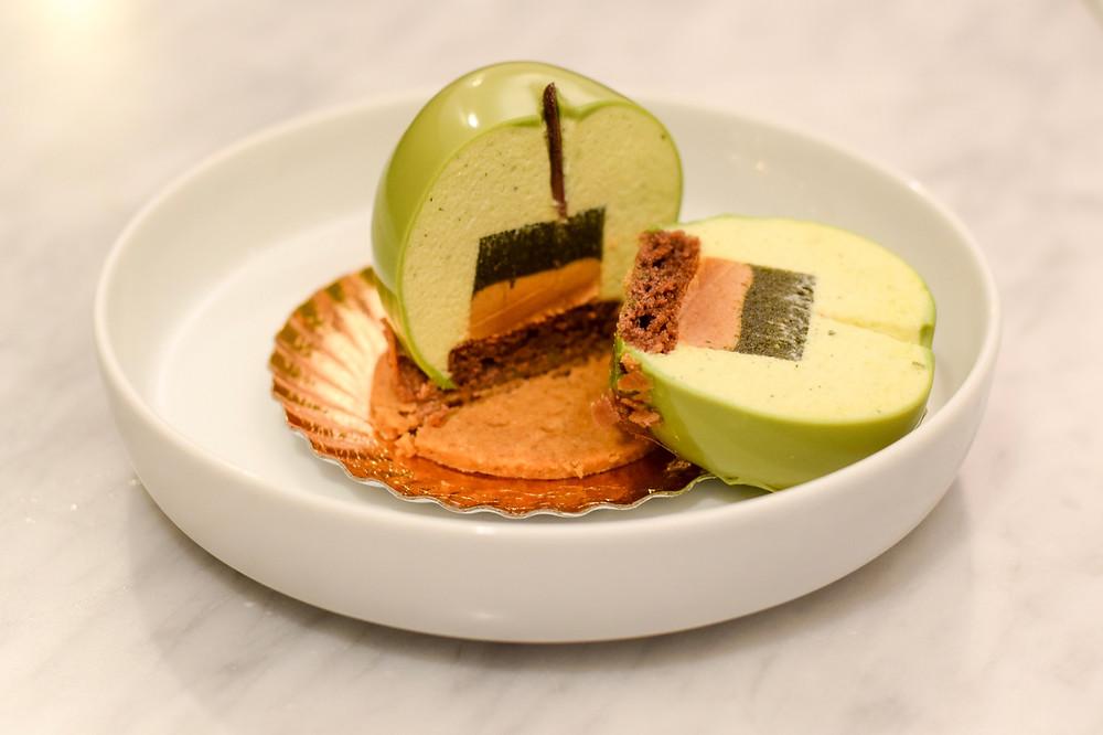 Basil Green Apple