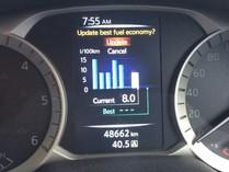 Tune Tech NP300 Fuel Economy