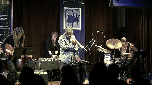Phantom Station, The Jazz Gallery, April