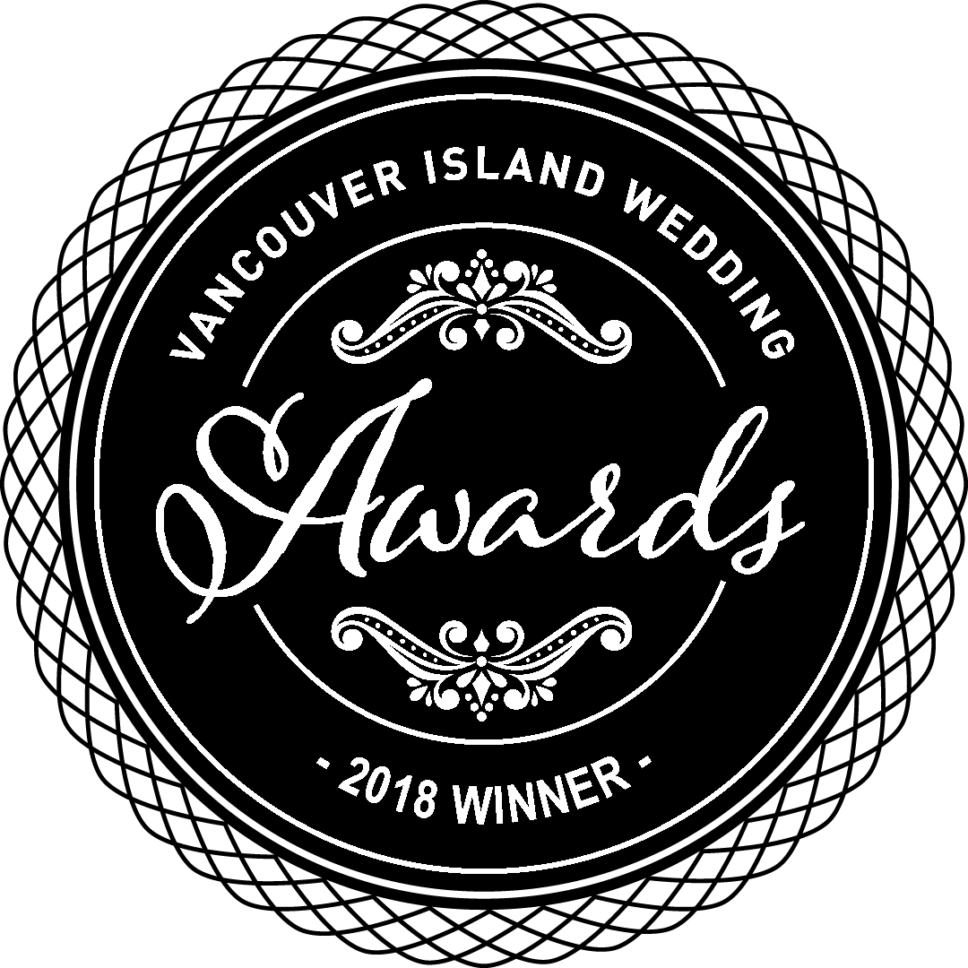 Vancouver Island Wedding Awards