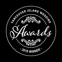 Vancouver Island Wedding Awards