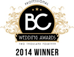 BC Wedding Awards