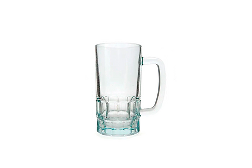 CANECA DE CHOPP TRANSPARENTE 590ML