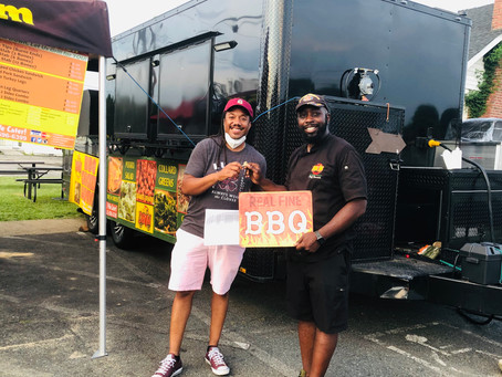 Supporting Virginia's Black Restaurants through COVID-19: The BBQ Mayor