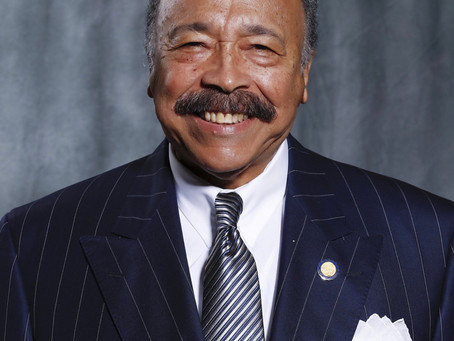 Meet the President of Hampton University, Dr. Harvey!