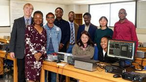Keysight Technologies Makes $554,000 Gift to the Hampton University School of Engineering & Tech!