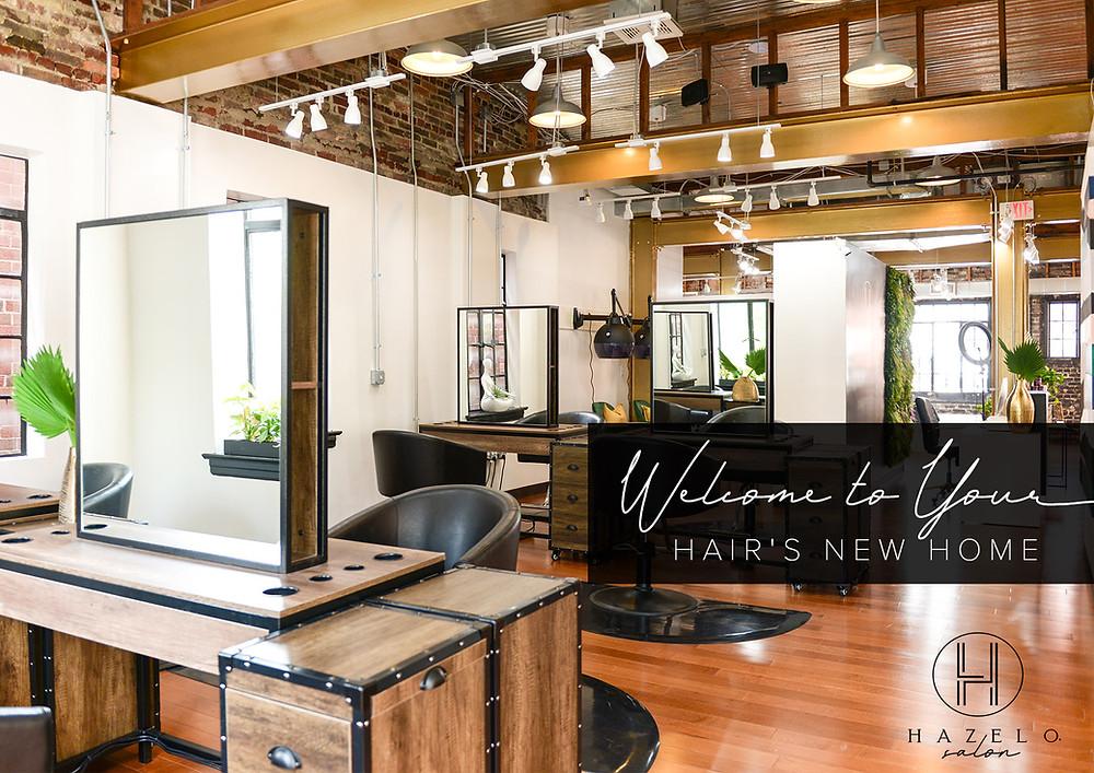 Beautiful salon in Alexandria, Virginia