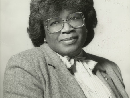 The First Black Woman Elected to Virginia's House & Senate was HBCU Educated and a member of Zeta!
