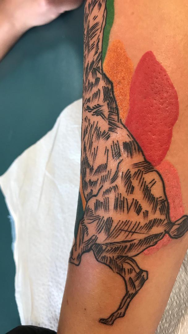 Spirit Animal Stag - Mexican Folk Art