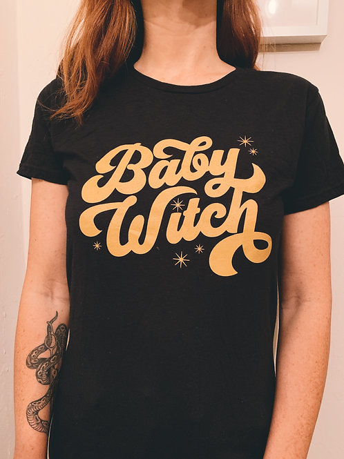 BABY WITCH TEE