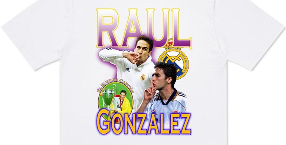 T-Shirt Raul Gonzalez