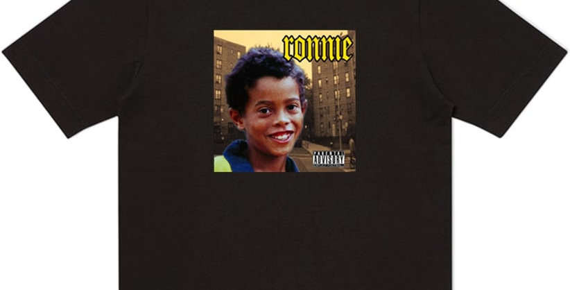 T-Shirt Roonie feat Nas