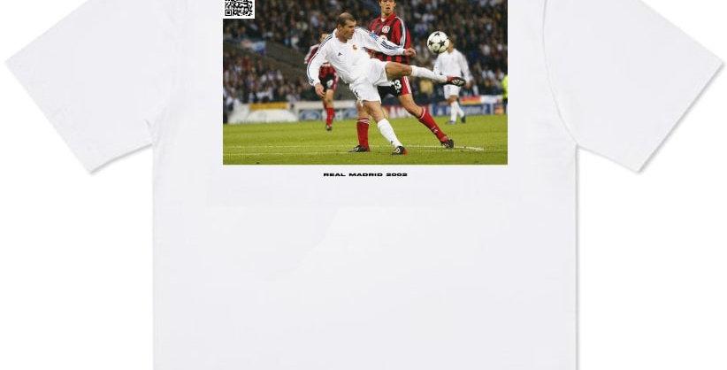 T-Shirt Real Madrid 2002
