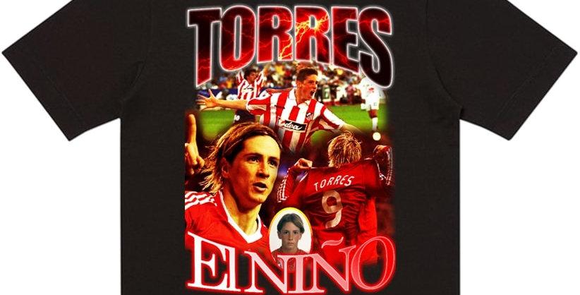 T-Shirt Fernando Torres