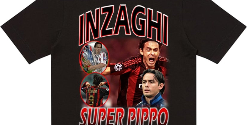 T-Shirt Simone Inzaghi
