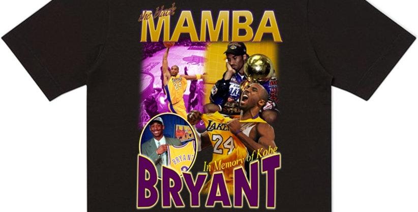 T-Shirt Kobe Bryant