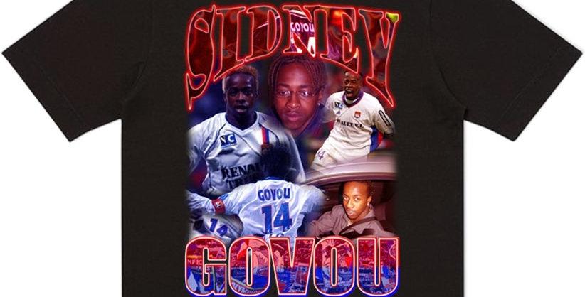 T-Shirt Sidney Govou