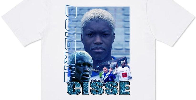 T-Shirt Djibril Cisse