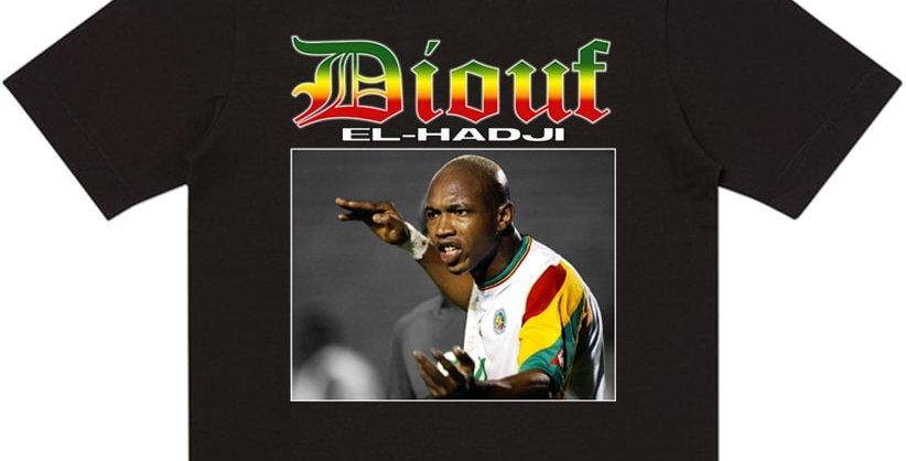 T-Shirt El Hadji Diouf