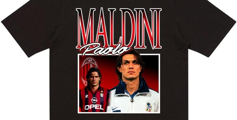 T-Shirt Paolo Maldini
