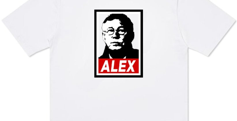 T-Shirt Sir Alex
