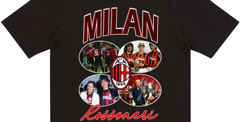 T-Shirt Milan AC