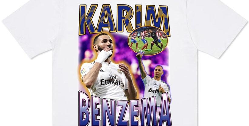 T-Shirt Karim Benzema